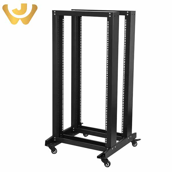 WJ-503 Double sliding open rack Featured Image
