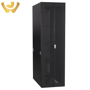 WJ-803  nine folded profiled network cabinet