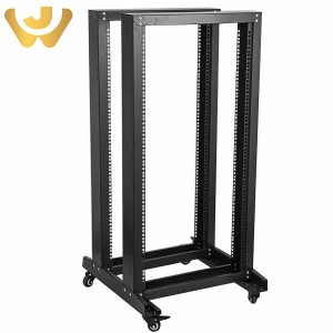 WJ-503 Double sliding open rack